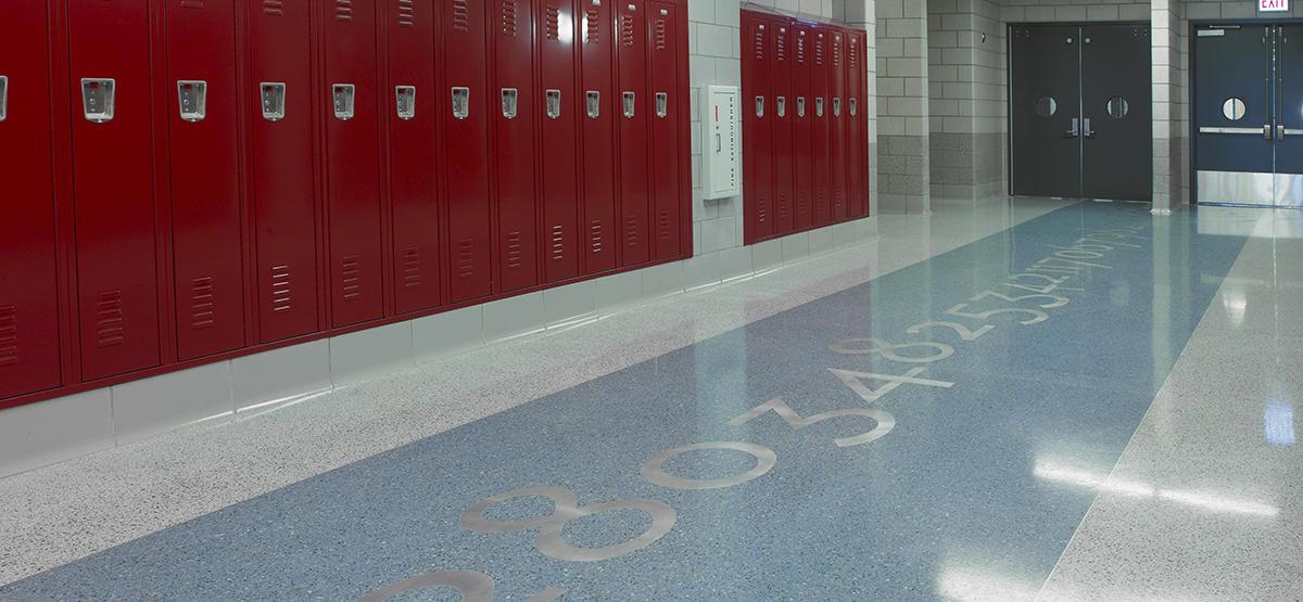 There Is Little Doubt That If Youre Installing Flooring For A Large Space Especially In Commercial Building Terrazzo The Best
