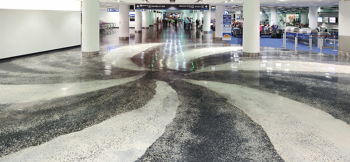 Terrazzo Flooring As Art Klein Co