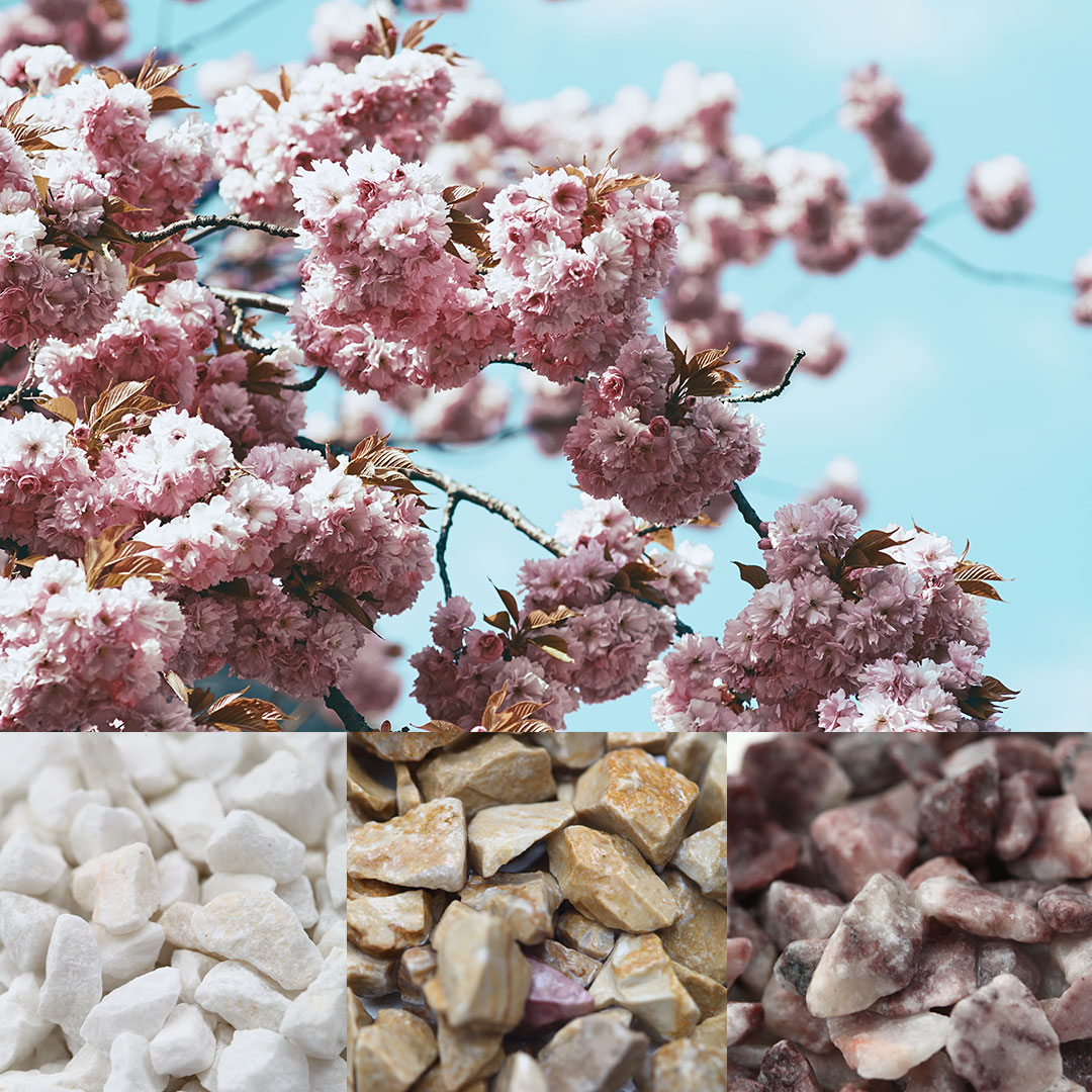 Flooring By the Seasons: Spring Colors in Aggregates