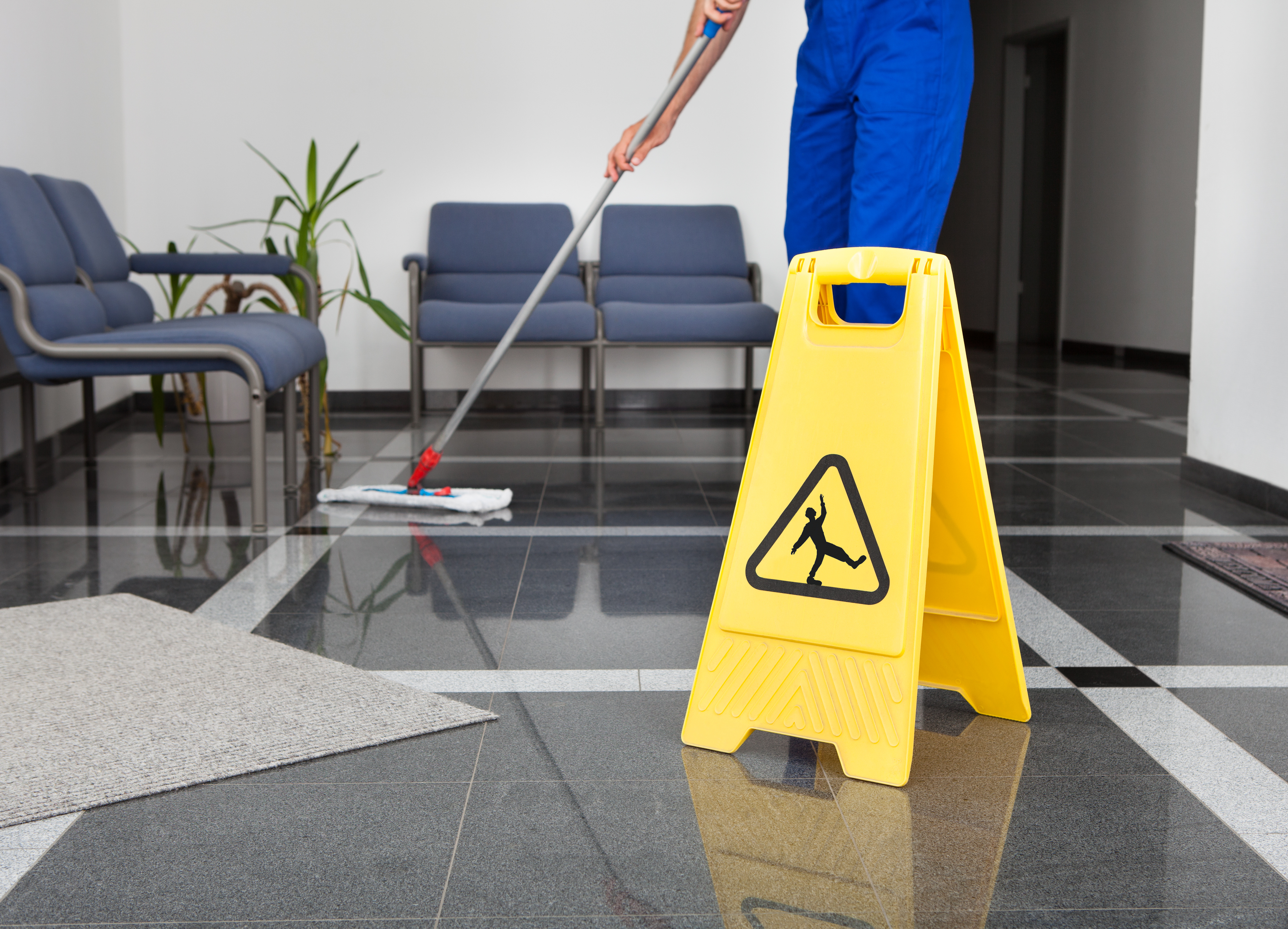 Maintaining Your Terrazzo Throughout The School Year Klein